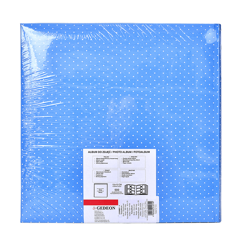 Gedeon dreamland 10x15/500ks (rôzne farby)