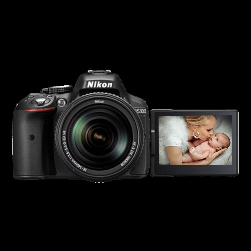 Nikon D3500 + Nikkor 18-140 VR