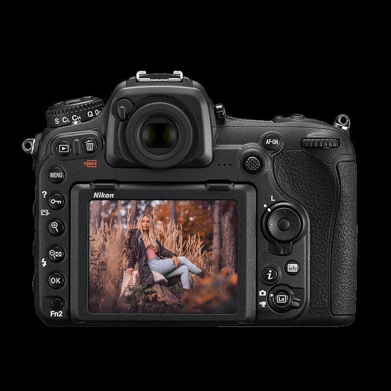 Nikon D500 (telo)
