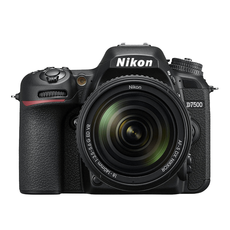 Nikon D7500 + obj. 18-140