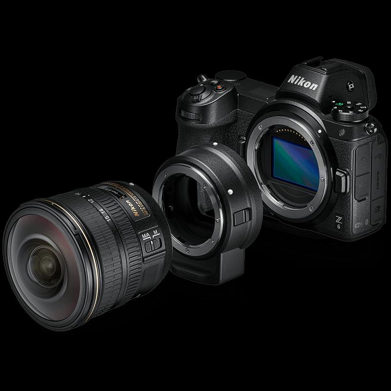 Nikon Z6 + 24-70mm f4