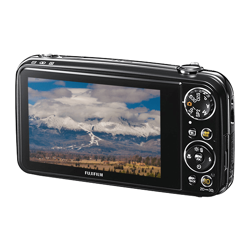 Fujifilm FinePix Real 3D