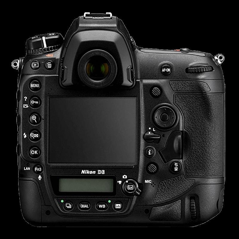 Nikon D6 (telo)