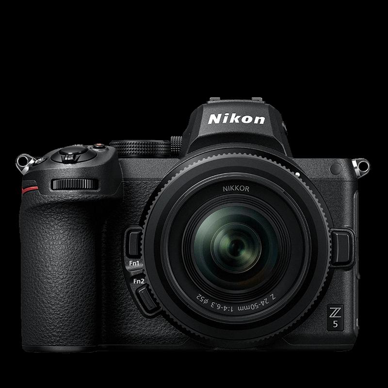 Nikon Z5 + Nikkor Z 24-50