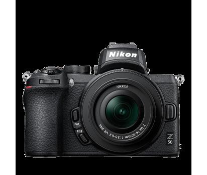Nikon Z50 + Nikkor 16-50