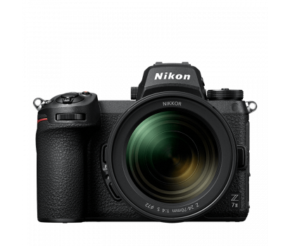 Nikon Z7 II + Nikkor Z 24–70