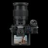 Nikon Z7 II + Nikkor Z 24–70 + FTZ