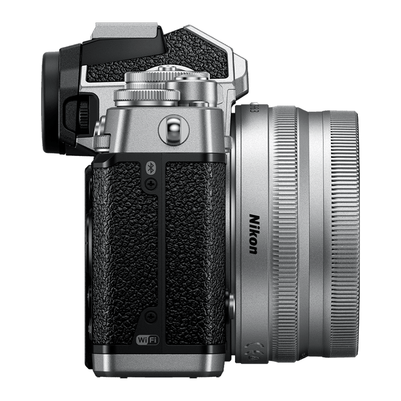 Nikon Z fc + obj. 16-50 VR