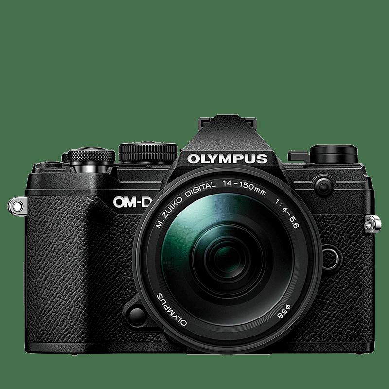 Olympus E-M5 Mark III + obj. 14-150mm EZ