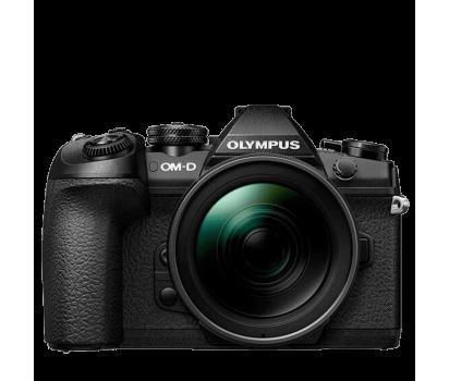 Olympus OM-D E-M1 Mark II + obj. 12-100 f4 PRO