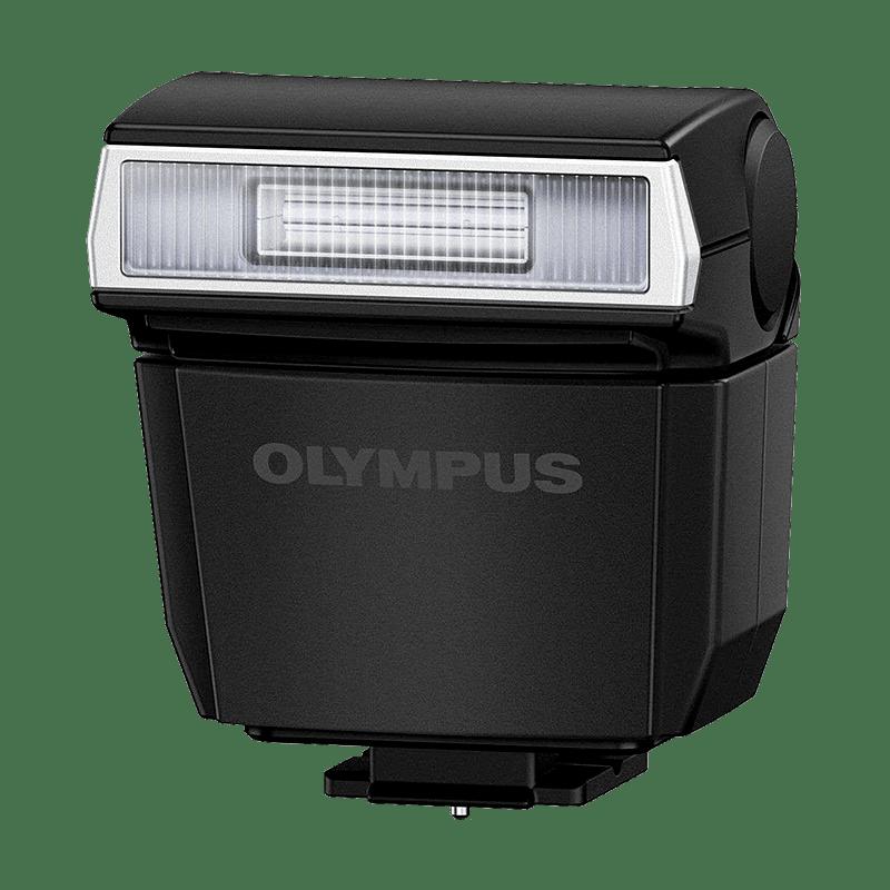 Olympus Pen-F + obj. 14-42 + blesk FL-LM3