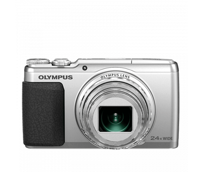 Olympus SH-50 (strieborný)