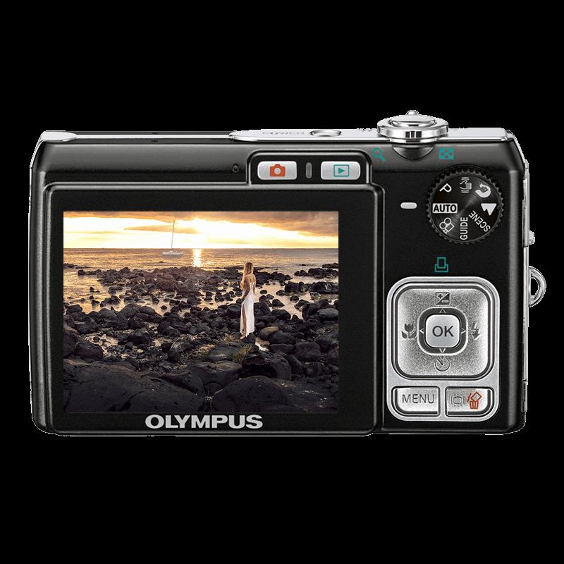 Olympus FE-300 Zoom