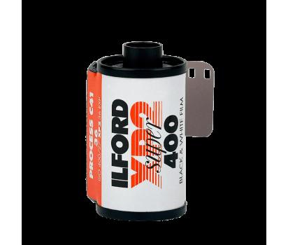 Čiernobielý 35mm film Ilford XP2 400/36