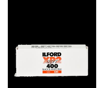 Čiernobielý zvitkový film Ilford XP2 super 400