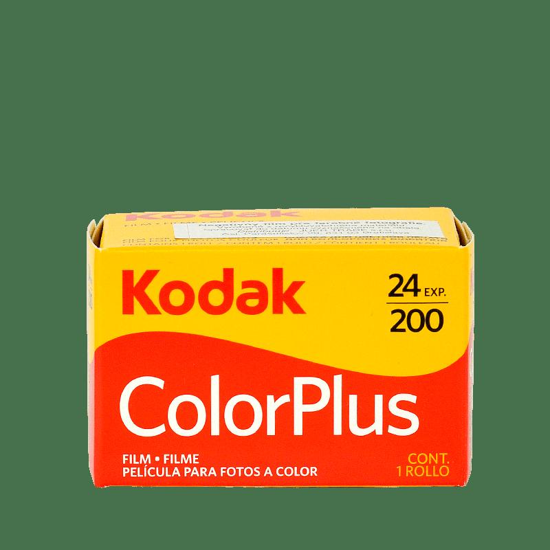 Farebný 35mm film Kodak colorPlus 200/24