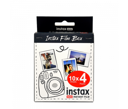 Film Fujifilm Instax Mini Box 4x10ks