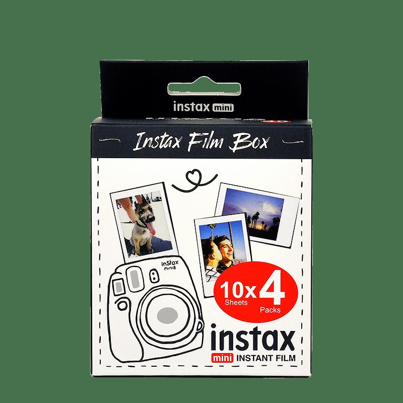 Film Fujifilm Instax Mini Box 4x10ks