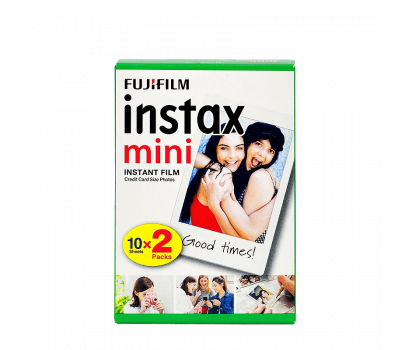 Film Fujifilm Instax Mini 2x10ks