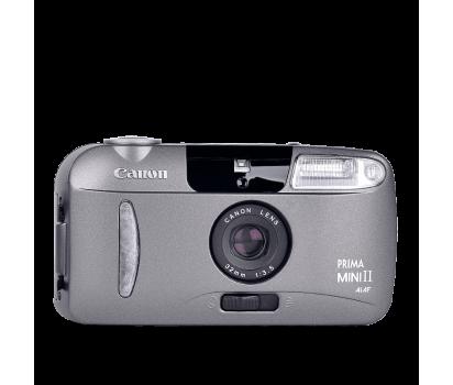 Canon prima mini II s dát.