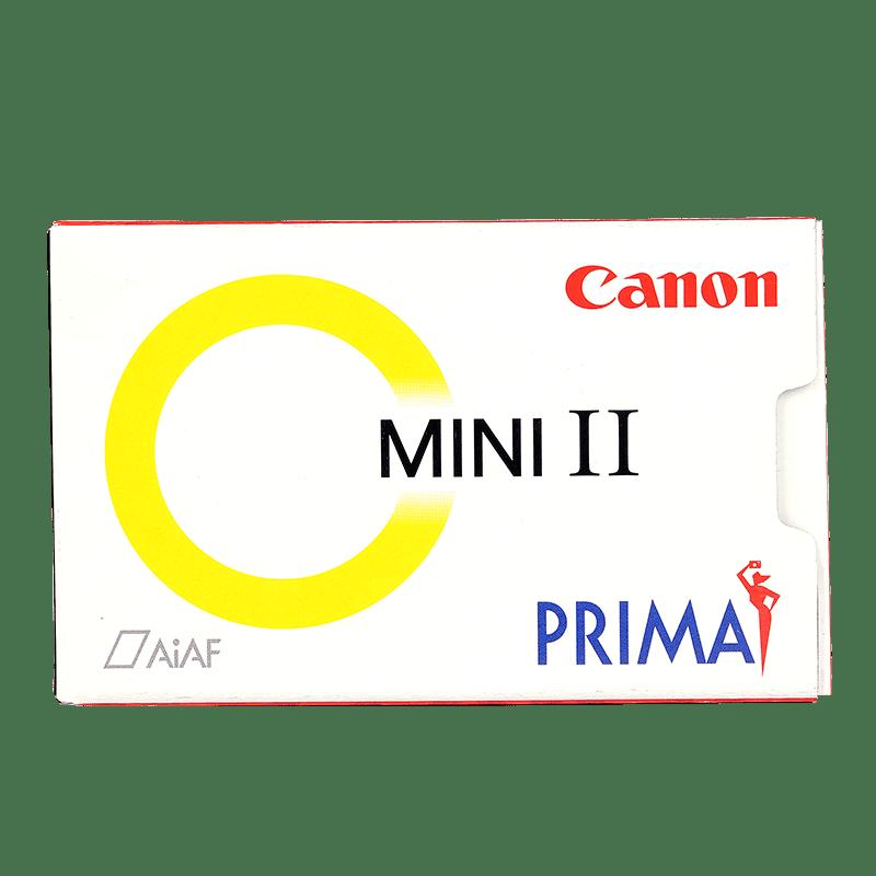 Canon prima mini II