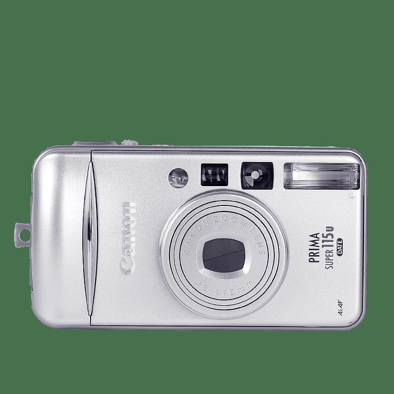 Canon prima super 115u s dátumom
