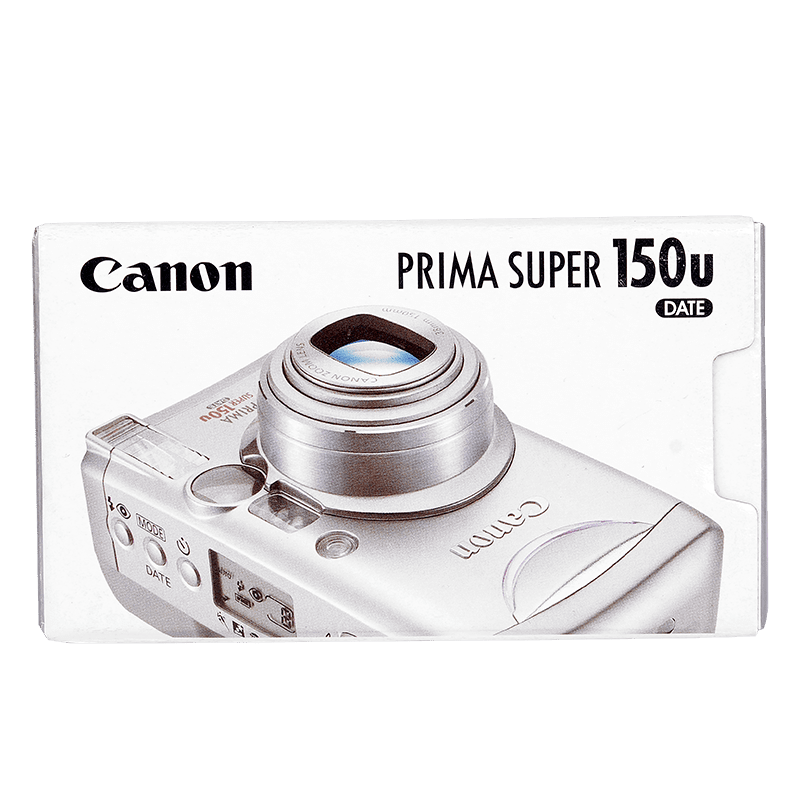 Canon prima super 150u s dátumom