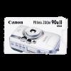 Canon prima zoom 90u II s dátumom