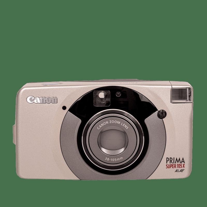 Canon Super 105 X