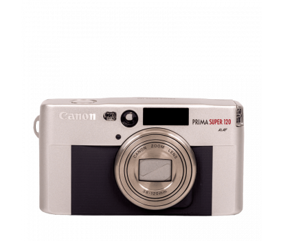 Canon Super 120 + dátum