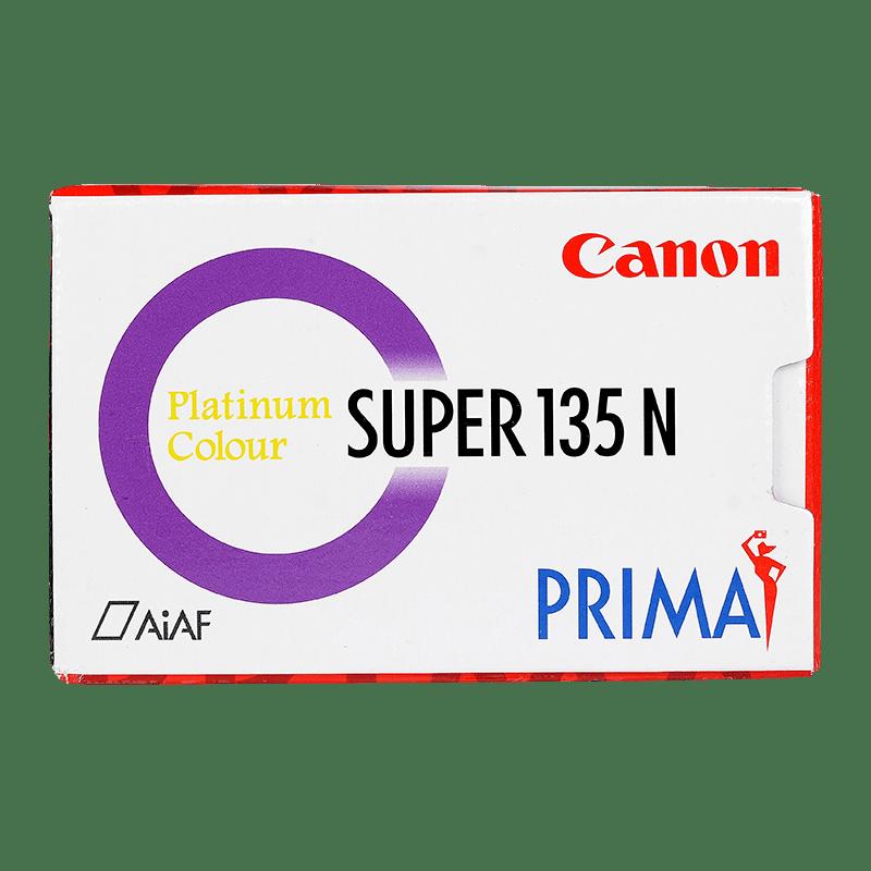 Canon super 135n s dátumom