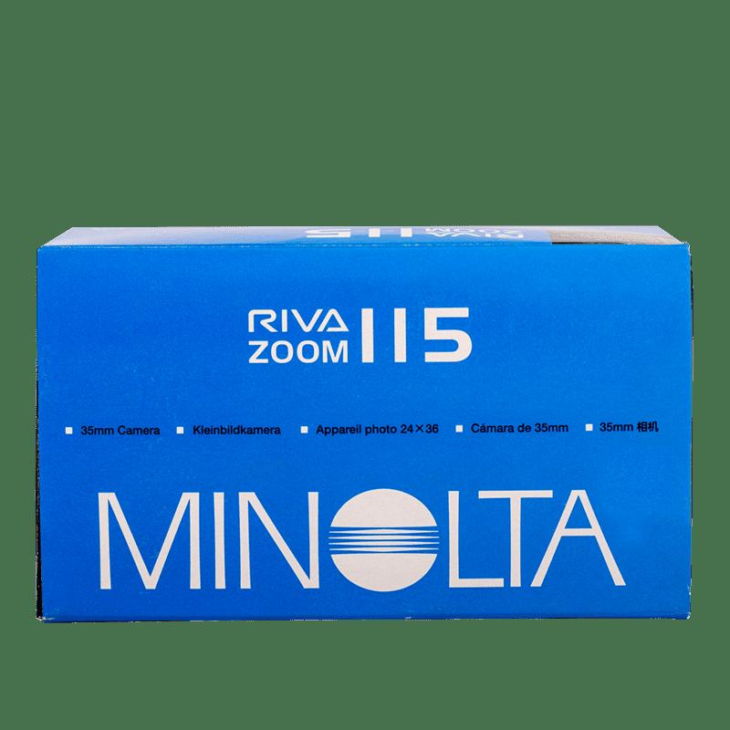 Minolta Riva zoom 115