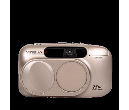 Minolta Riva zoom 75w
