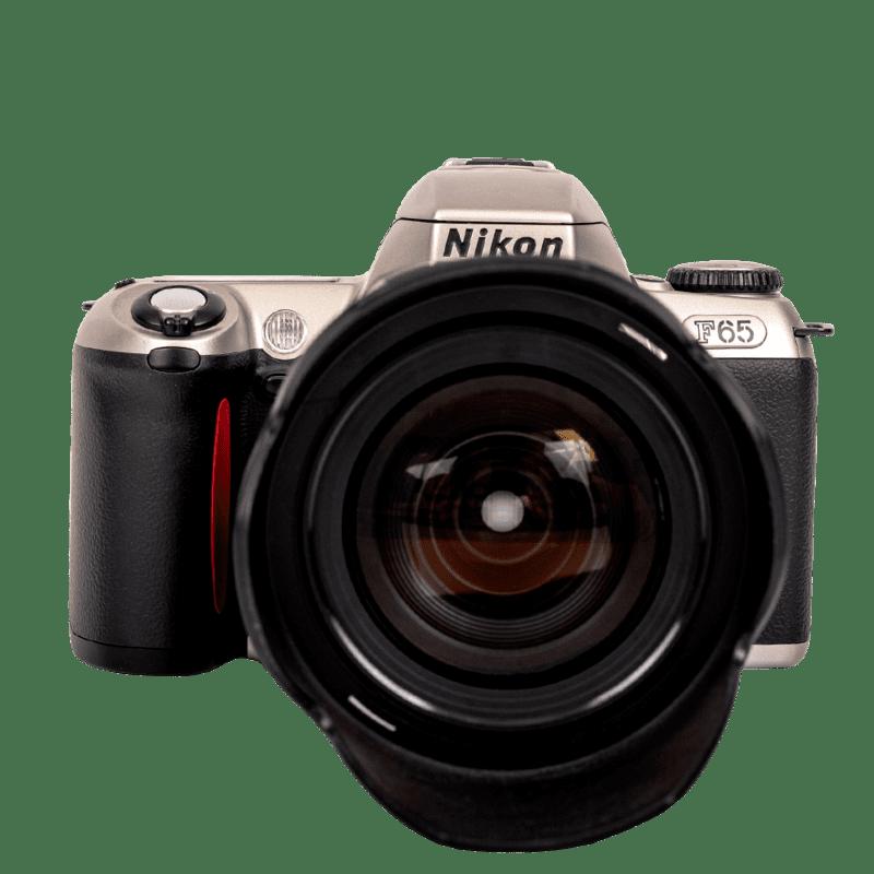 Nikon F65 + Tamron 28-105