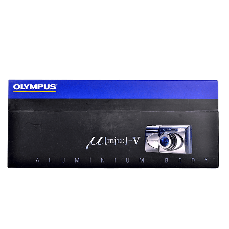 Olympus mju V