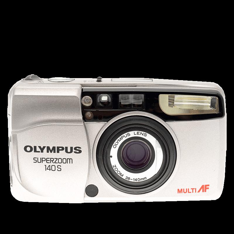 Olympus superzoom 140 S date
