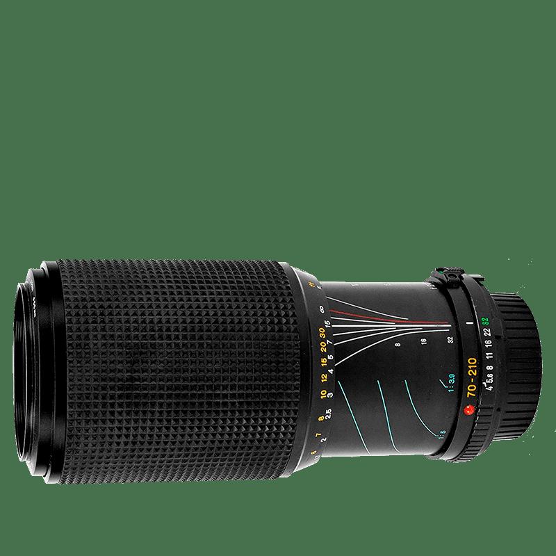 Cosina 70-210mm f/4,5-5,6 MC Macro (pre Nikon)