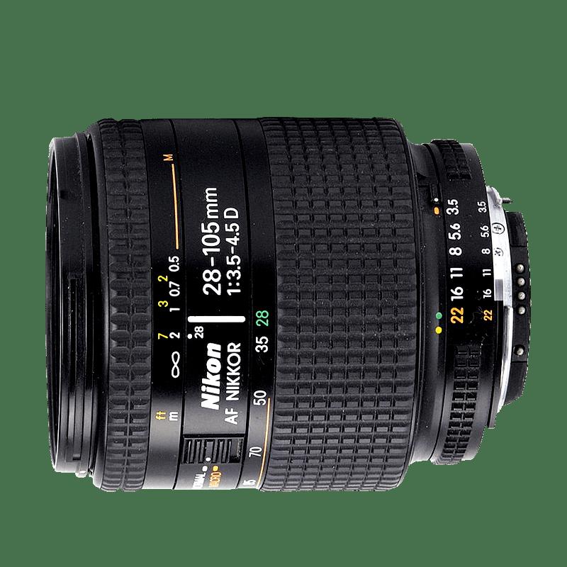 Nikkor 28-105mm F3,5 - 4,5D
