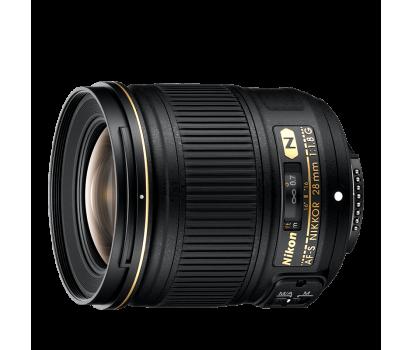 Nikkor AF-S 28mm f/1,8G