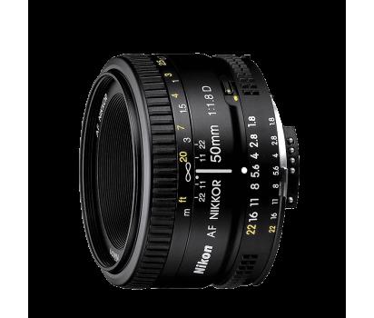Nikkor 50mm f/1,8D