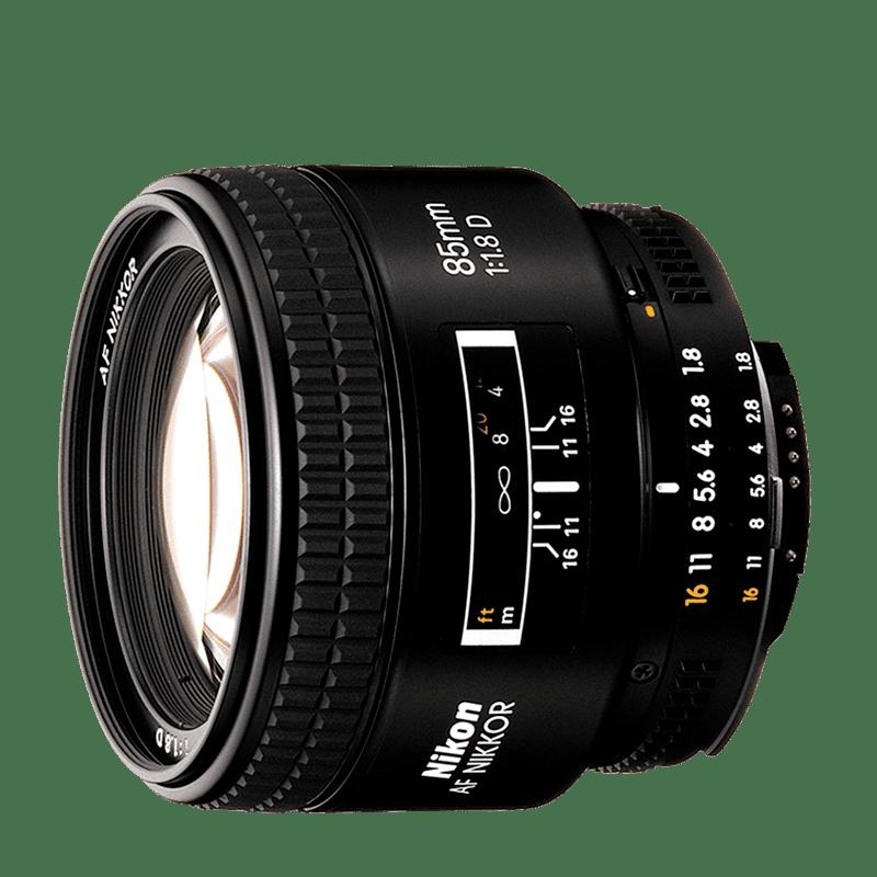 Nikkor AF 85mm f/1,8D