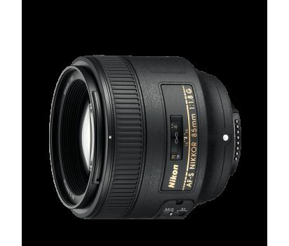 Nikkor AF 85mm f/1,8G