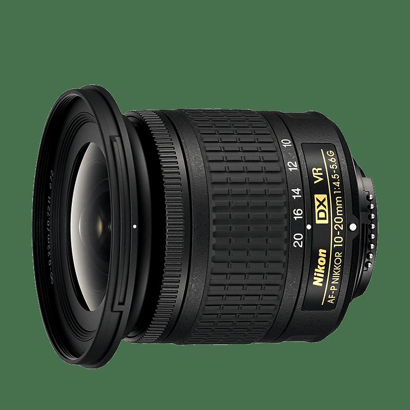 Nikkor AF-P DX 10-20mm f/4,5 - 5,6G VR