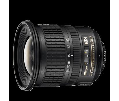 Nikkor AF-S DX 10-24mm f/3,5-4,5G ED