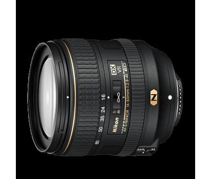 Nikkor AF-S DX 16-80mm f/2,8-4E ED VR