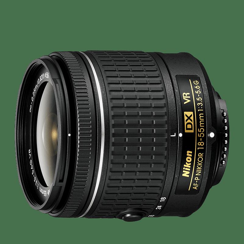 Nikkor DX 18-55mm f3,5 - 5,6G VR