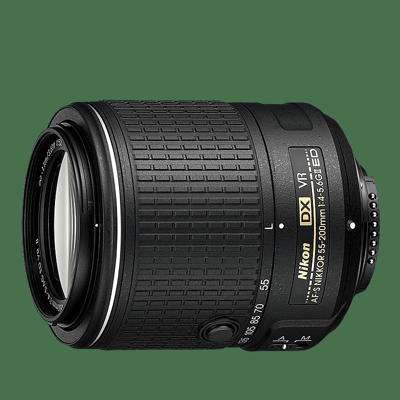 Nikkor DX 55-200mm f/4-5,6G ed VR