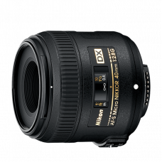 Nikkor DX micro 40mm f/2,8G