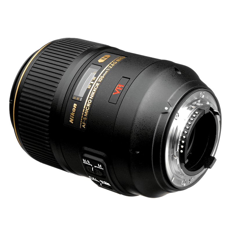 Nikkor VR Micro 105mm f/2,8G IF ED