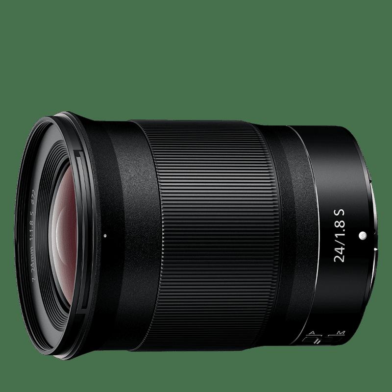 Nikkor Z 24mm f/1,8 S